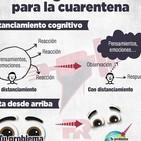 Dos herramientas Estoicas para la Cuarentena: Distanciamiento Cognitivo y La Vista desde Arriba