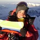 Ana María Giraldo va por la sexta cumbre más alta del mundo