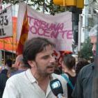 Entrevista Alejandro Roqueiro. Delegado UEPC-Tribuna Docente.