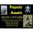 Proyecto Acuario - Blanca Pugès. Escuela para niños Arco Iris