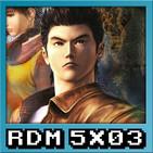 RDM 5x03 – Reseñas de Maná: Divinity: Original Sin 2, Shenmue I & II HD, The Messenger…