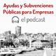 11. Ayudas Públicas Pymes Industriales Comunitat Valenciana