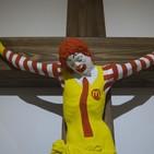 Orgasmos salvajes & gritos de placer en el McDonalds...