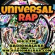 Universal Rap programa - 96 - 2018