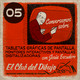 05 #ECDD · Conversemos sobre: tabletas gráficas de pantalla y pantallas digitalizadoras con Jesús Escudero