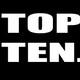 TOP TEN RANKING del 2010 al 2018