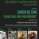 Santoña acoge el curso de cine Ver y Aprender impartido por el profesor Guillermo Martinez Bárcena/ En el Teatro Liceo