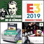 P2P 1x33. Noticias 6/18 Mayo, E319 Horarios Conferencias, Nintendo Satellaview, Jugando a..Vampyr, Rage 2, A Plague Tale