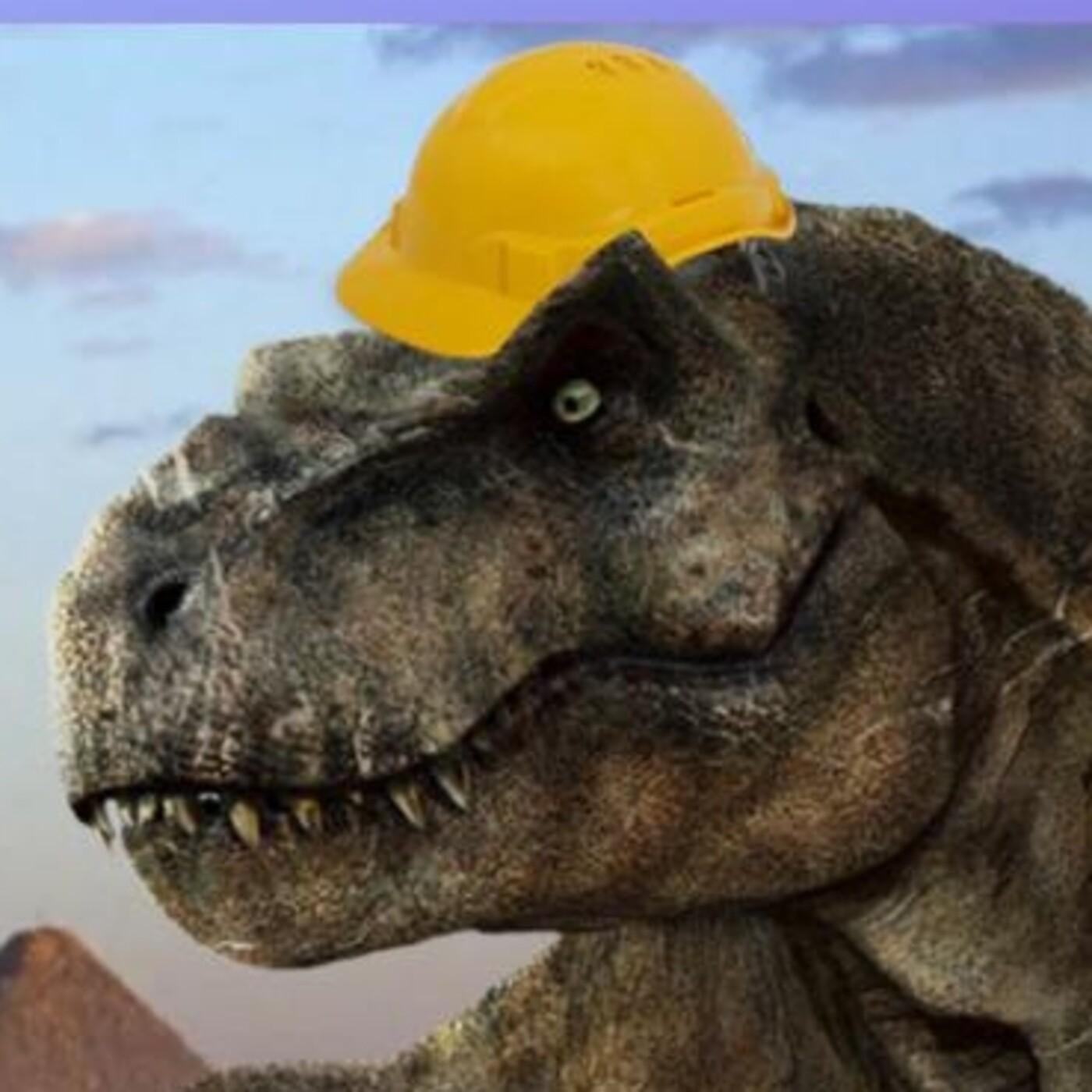Tak Tak Duken - 290 - Conspiraciones Estúpidas: Los Dinosaurios construyeron las pirámides