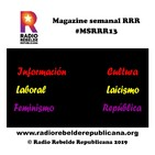 Magazine semanal RRR #MSRRR13