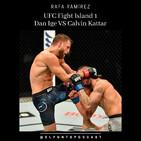 UFC Fight Island Dan Ige vs Calvin Kattar RESUMEN