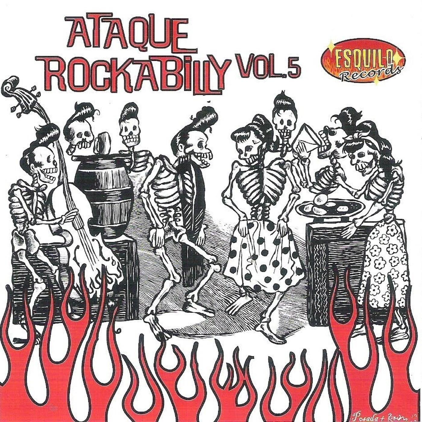 Ataque Rockabilly Vol.5-2
