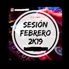 Dj Special Sessions in February 2019