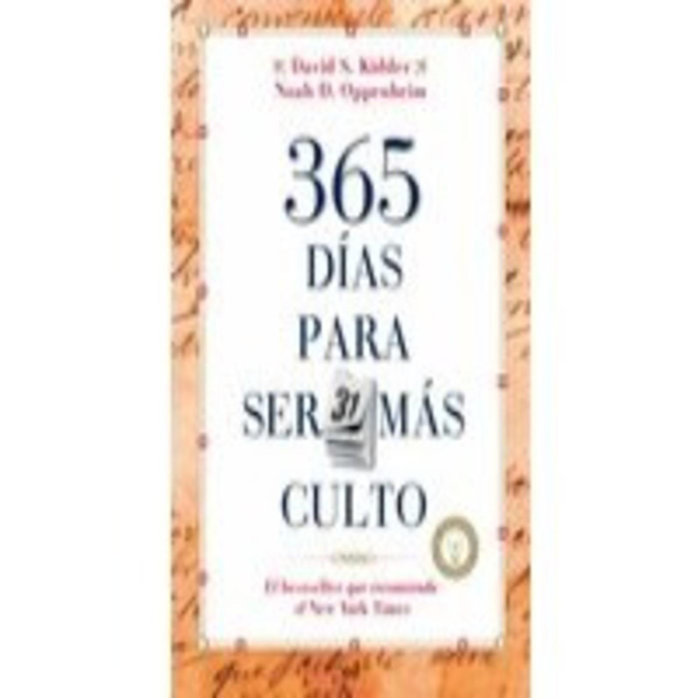 365 Dias Para Ser Mas Culto Pdf