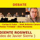 EXPEDIENTE ROSWELL ( Con Video de Javier Sierra )- Mesa de discusión y debate