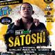 Feedback live y @livingpty presentan a dj satoshi