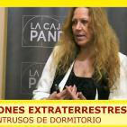 ABDUCCIONES EXTRATERRESTRES, Los intrusos de Dormitorio - Entrevista a Magdalena del Amo