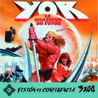 3x08 Yor el cazador que vino del futuro