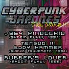 Aguas Turbias 90 - Cyberpunk Japonés v2.0: Tetsuo II: El Cuerpo de Martillo, 964 Pinocchio y Rubber's Lover
