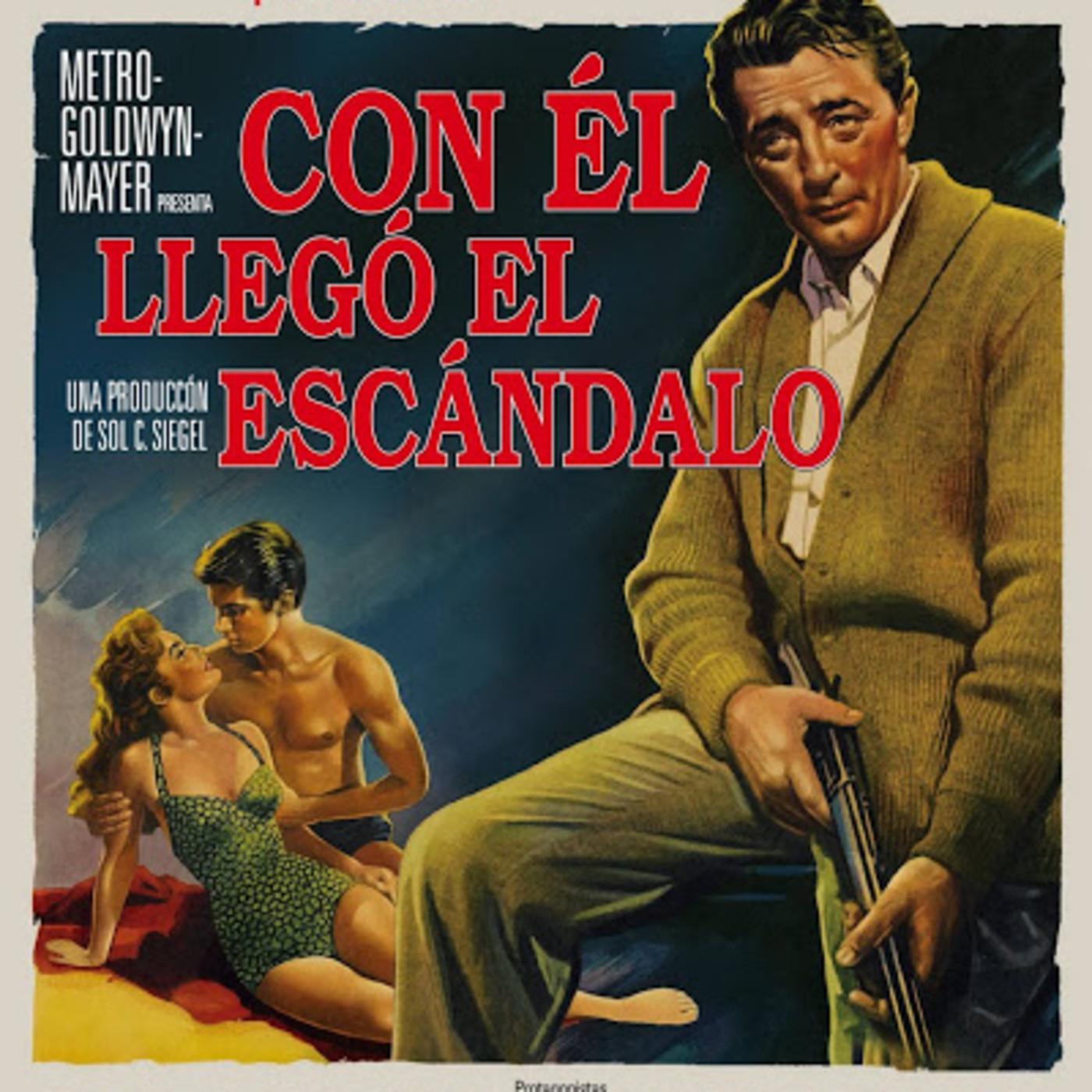 Con él Llegó el Escándalo (1960) #Drama #Caza #peliculas #audesc #podcast