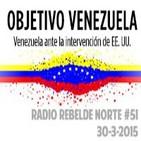 #51 Objetivo Venezuela (Venezuela ante la intervención de EE. UU.)