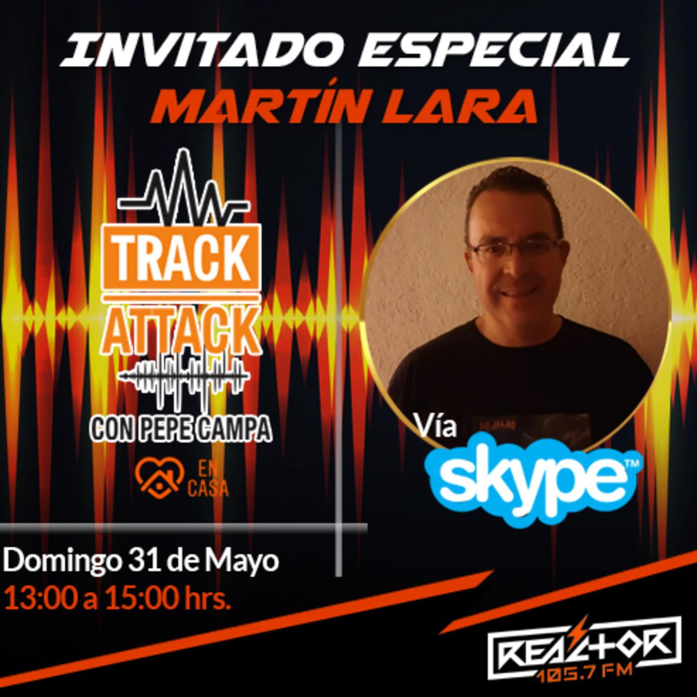 Track Attack 31 de Mayo 2020