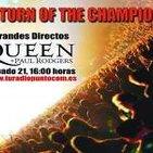 Queen + Paul Rodgers, Return of the Champions (Emisión 21 03 2015)
