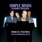 Simple Minds - 'Live At The Olympia Paris' (Emisión 23/11/2013)