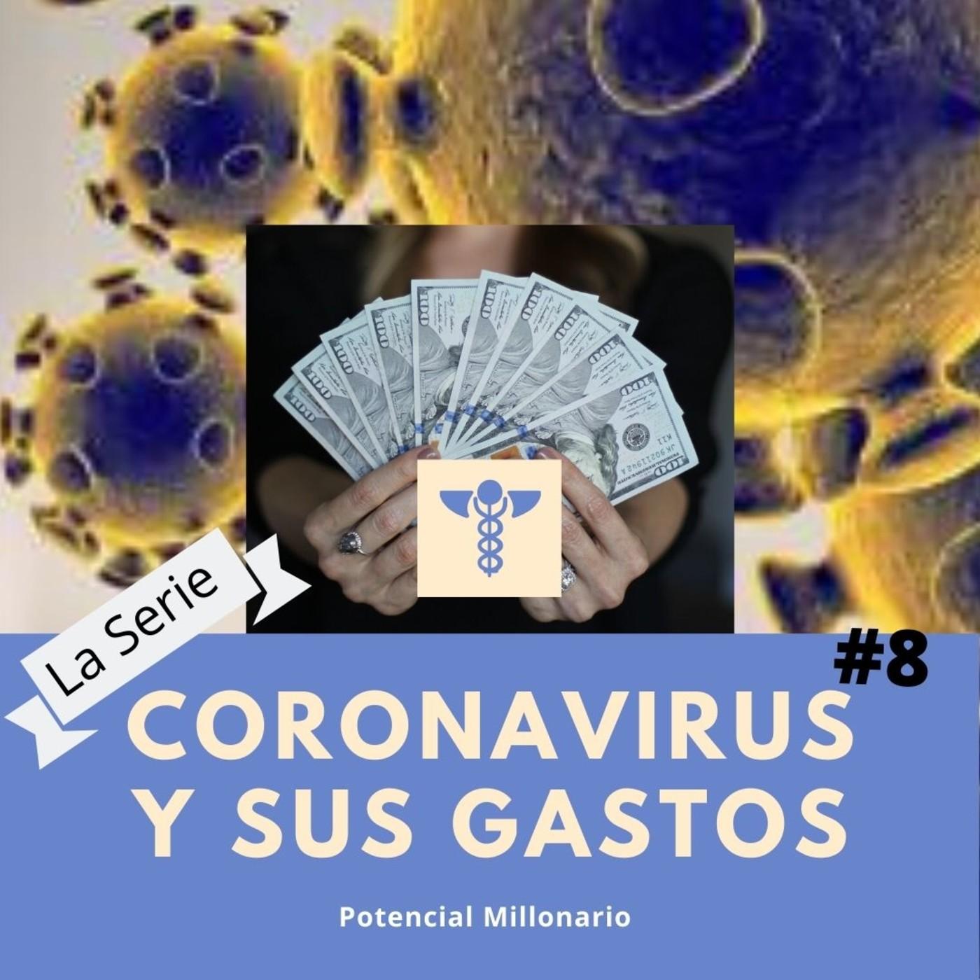 Coronavirus y tus gastos en Potencial Millonario con Felix A. Montelara