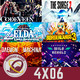 GR (4x06) The Surge 2, Code Vein, Zelda Link's Awakening, Borderlands 3, Sayonara Wild Hearts, Daemon X Machina y más...