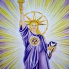 St Germain y la Diosa de la Libertad