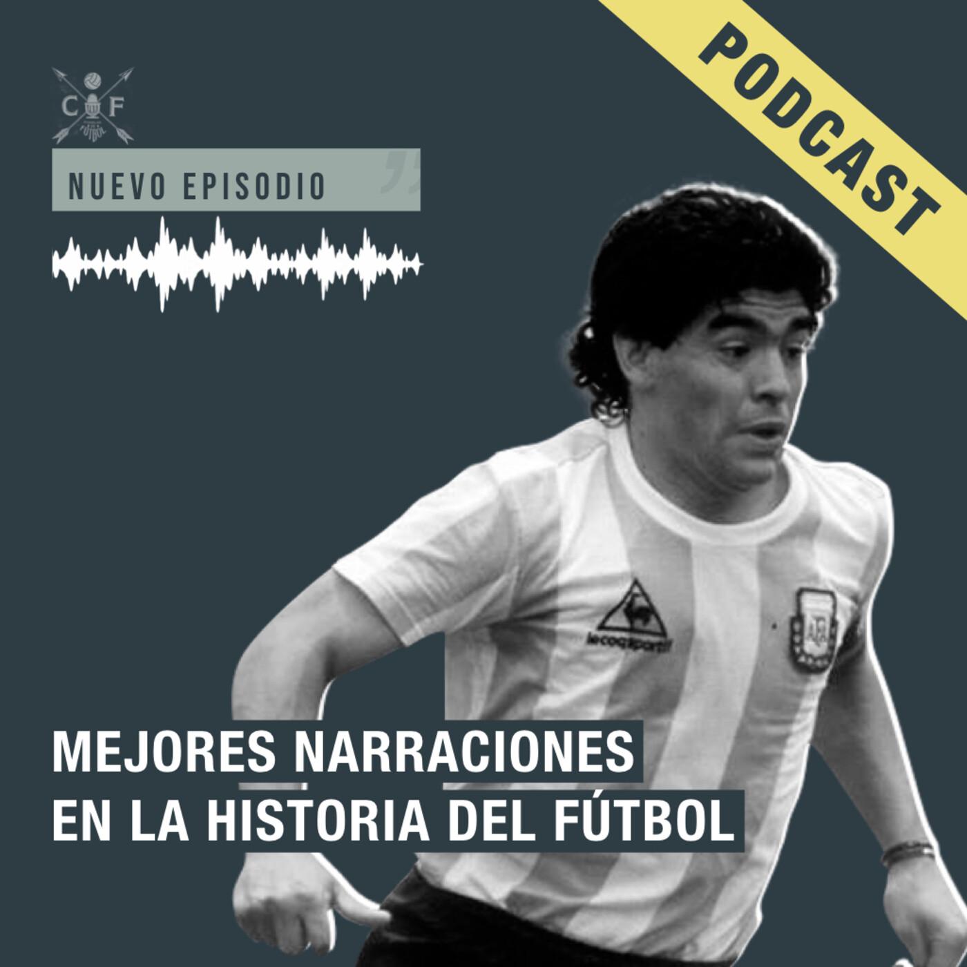 Reaccionamos a las mejores narraciones en la historia del fútbol