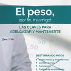 """Presentación del libro """"El peso, ¡por fin mi amigo! Las claves para adelgazar y mantenerte"""" en UNED de Tudela"""