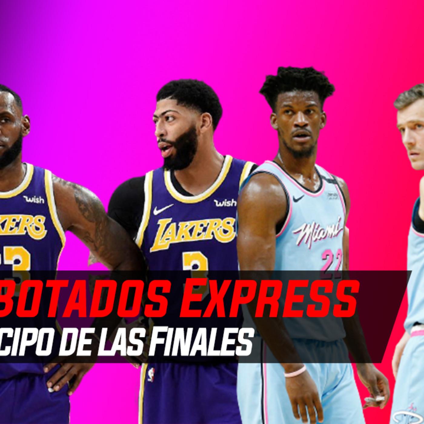 Rebotados Exprés 62.- Análisis de las Finales de NBA