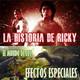LODE 10x08 el mundo de los EFECTOS ESPECIALES, La HISTORIA de RICKY (Riki-Oh)