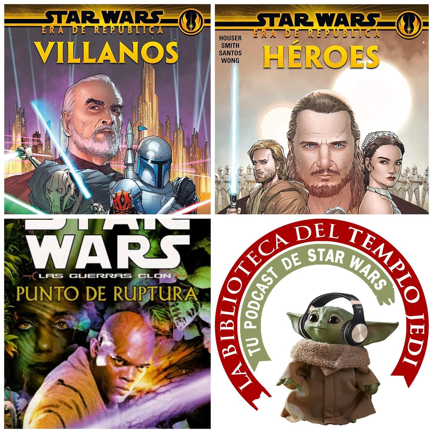 El Podcast de La Biblioteca del Templo Jedi 4x03