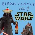 Birras y Cómics Vol 1: Star Wars