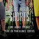 Aguas Turbias Shorts 12