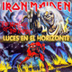 "IRON MAIDEN ""THE NUMBER OF THE BEAST"" - Luces en el Horizonte"
