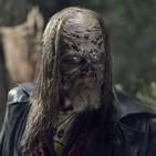 La butaca Zombie The walking dead 9x12 El guardian