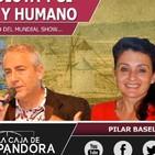 NO MORIR IDIOTA Y SI VIVIR TU SER Y HUMANO con Jaime Garrido, Pilar Baselga, Luis Palacios