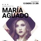 Concierto de María Aguado el 12 de enero en Madrid