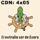 CdN 4x05 - El extraño ser de Évora