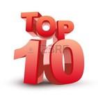 Top ten ranking antena uno radio 25/05/18