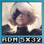 RDM 5x32 – Monográfico: NieR Automata