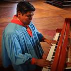 Son y Tradición. Romeyno Gutiérrez. Pianista Rarámuri