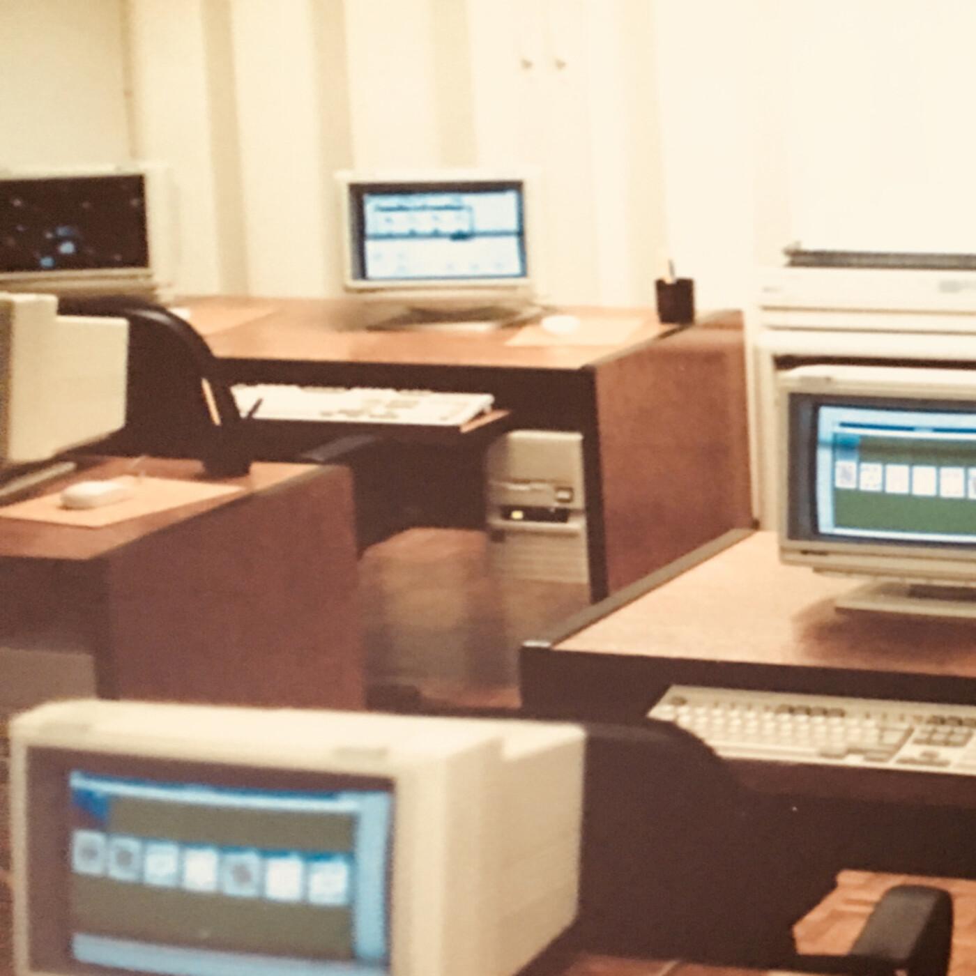 La Edad de Oro y la decadencia de las academias de informática en España en ParcelaDigital