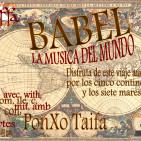 BABEL LA MÚSICA DEL MUNDO (26abr2016)
