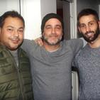 Entrevista con Gaston Pauls e Iru Landucci Sobre la Tierra Plana - Am 1030