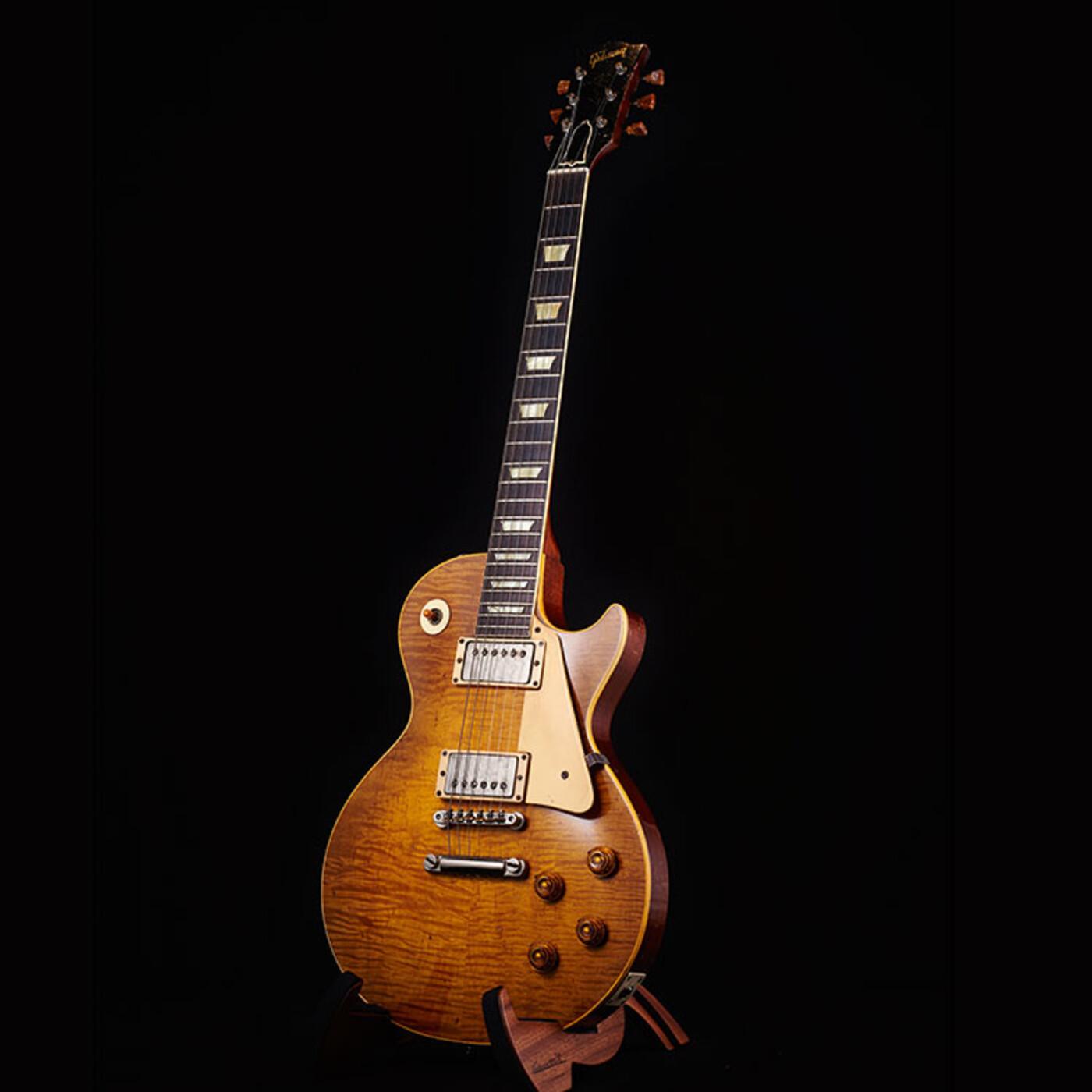 ¿Le gustaria a Kamala Harris el blues y el rock con una Gibson Les Paul?